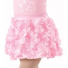 Rose Ruffle Skirt