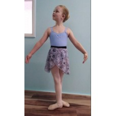 Floral Wrap Skirt-Childs