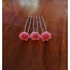 Hair Pins Apricot