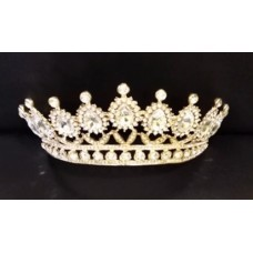 Royal Teardrop Tiara