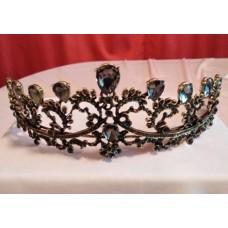 Baroque Style Tiara