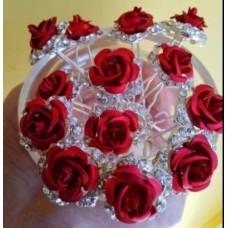 Rose Red Pin