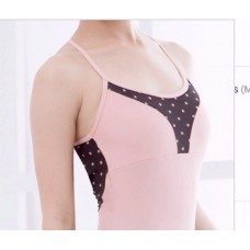 Polka Dot Leotard-Adults