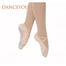 Canvas Stretch Ballet Shoe-Adults