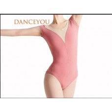 Sunset V-Front Leotard