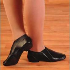 Elastic Sided Jazz Shoe-Child's