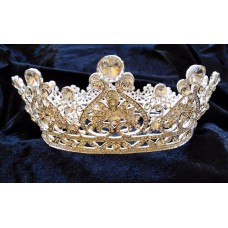 Crown in Silver