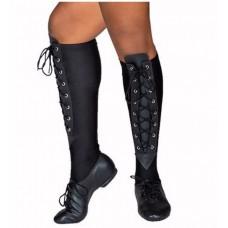 Lycra Boot Black