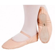 Ballet Flats-Leather-Childs