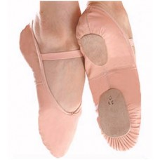 Split Sole Ballet Flats-Childs