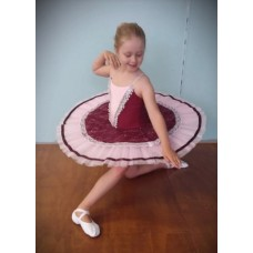 Tiered Sequinned Tutu - Childs