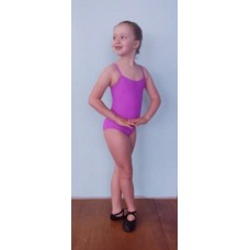 Embossed Child's Leotard