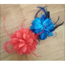 Tulle Net Flower
