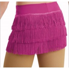 Fringe Shorts Pink-Child's