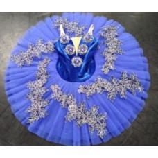 Sapphire Velvet Tutu - Childs