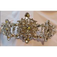 Silver Band or Tiara