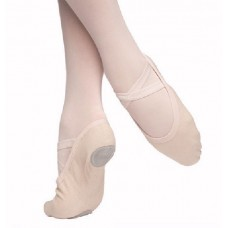 Canvas Ballet Shoe-Stretch