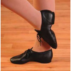 P/W Lace Up Jazz Shoe-Adult