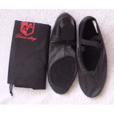 Character Shoes - Black